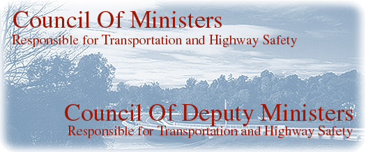 Council of Ministers Responsible for Transportation and Highway Safety