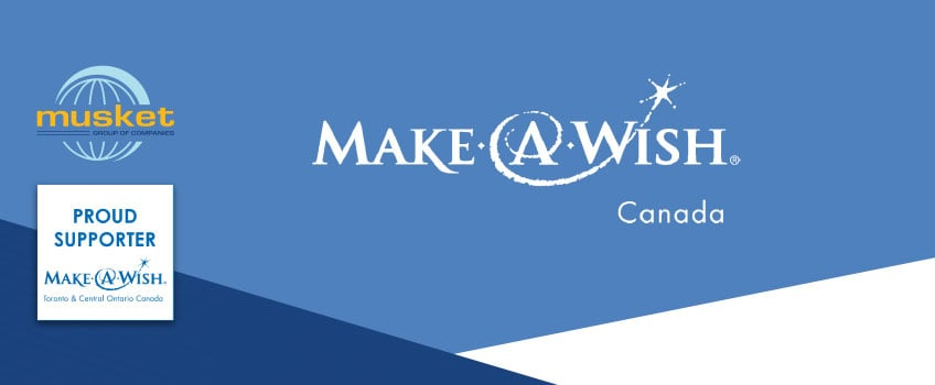 New Musket Partnership Paves the Way to Grant Wishes of Children with Critical Illnesses