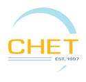 CHET Truck Driver Training Logo