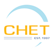 CHET Truck Driver Training Sticky Logo